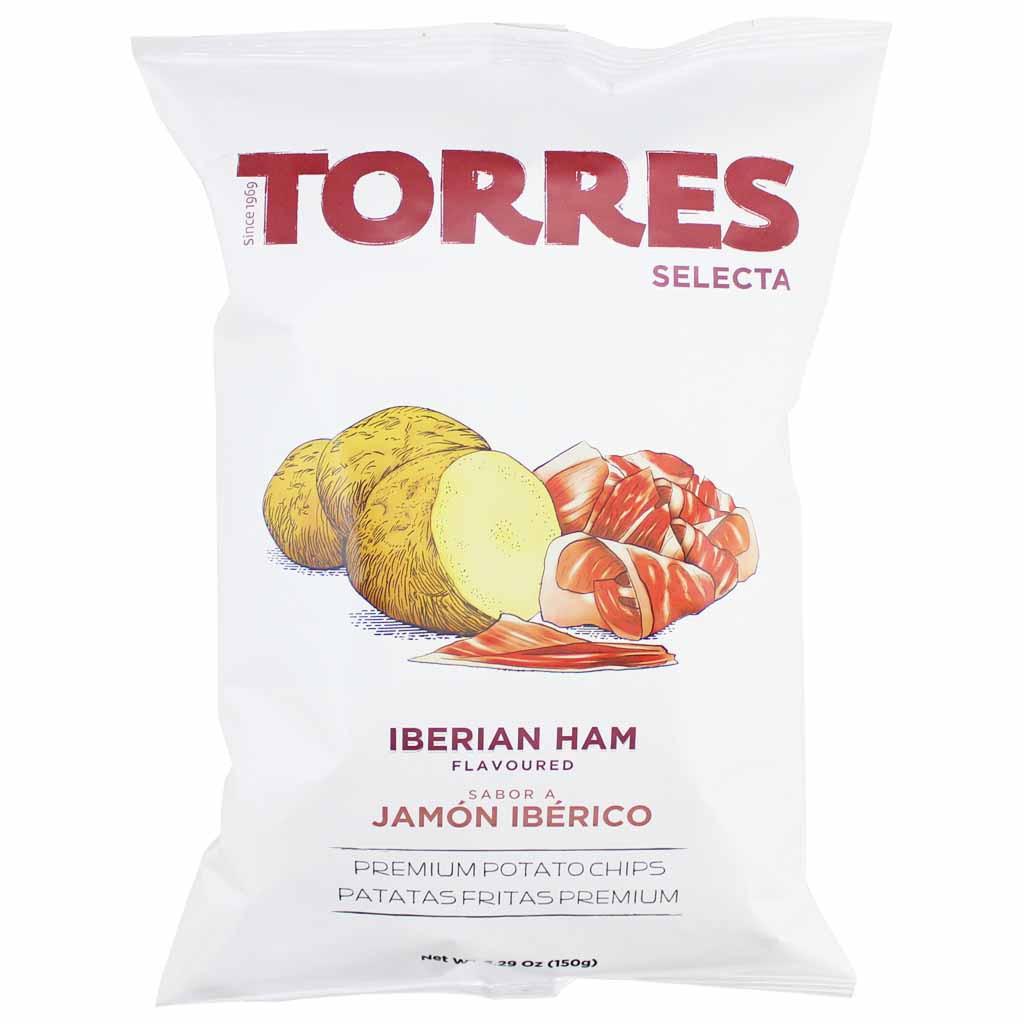 buy Iberico Ham crisps online