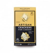 Buy Paul & Pippa Truffle/Black Salt & Rice Crackers online