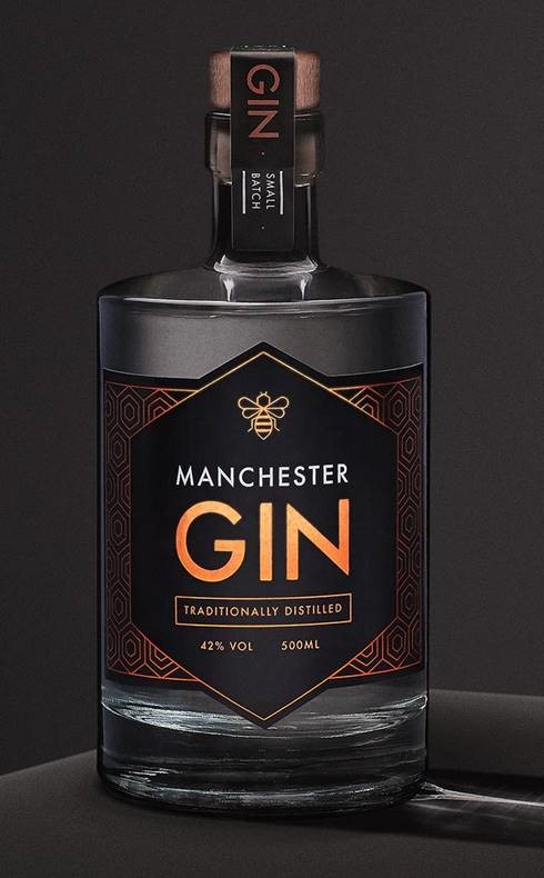 Buy Manchester Gin online