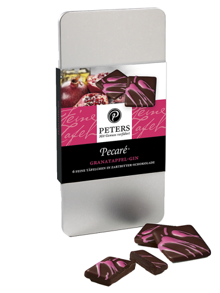 Buy Peters Pecare Pomegranate Gin Chocolates online