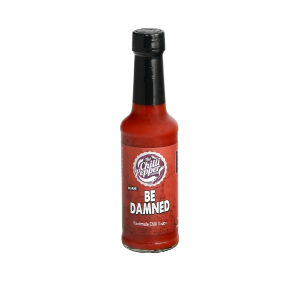 Buy Be Damned Hot Chilli Sauce online