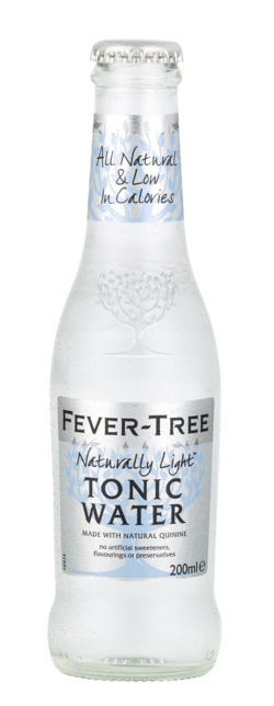 Buy Fevertree Naturally Light Tonic Water online