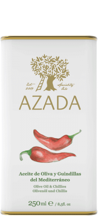 Buy Azada Chilli & Olive Oil Can online