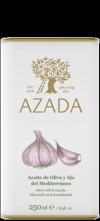 Buy Azada Garlic & Olive Oil Can online