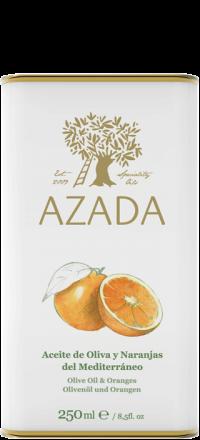 Buy Azada Orange & Olive Oil Can online