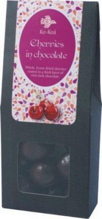 Buy Cherries in dark chocolate online