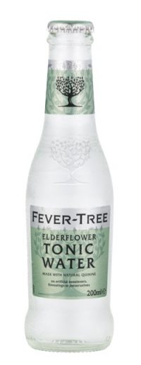 Buy Fevertree Elderflower Tonic Water online