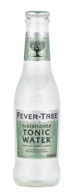 Buy Fevertree Elderflower Tonic Water online