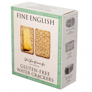 Buy Fine English Gluten Free Water Crackers online
