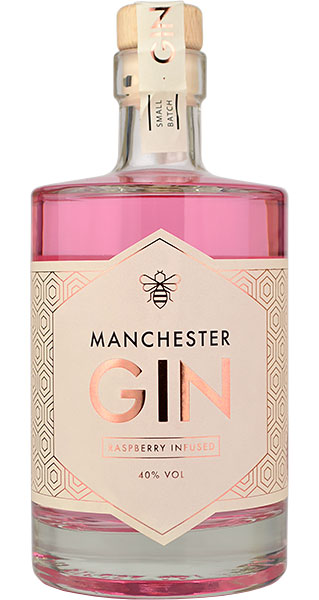 Buy Manchester Raspberry Gin online