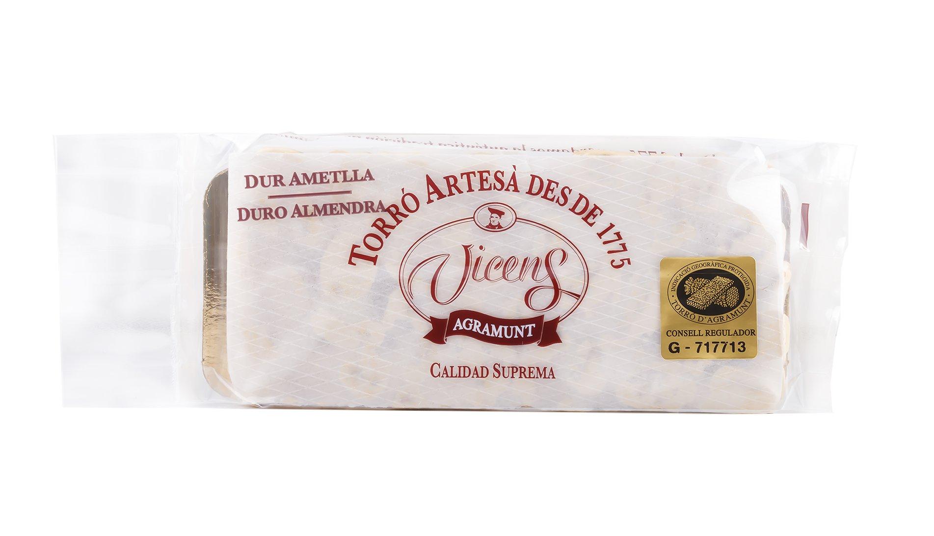Buy Vicens Hard Almond Turron online
