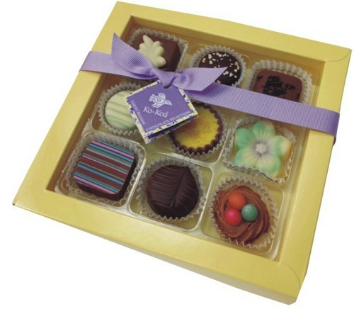 Easter Praline assortment 9u