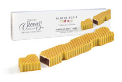 Honey & Lemon Turron Adria Natura