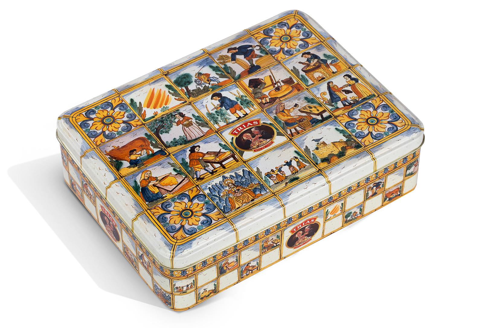 Trias Tin Mosaics 300g