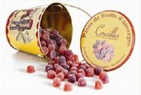 Cruzilles Mini Fruit Jellies in Tin Bucket