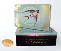 La Sablesienne Bird Tin