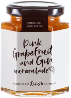Pink Grapefruit & Gin Marmalade