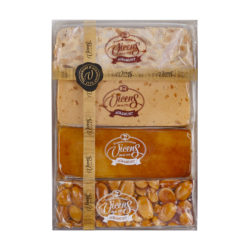 Vicens Assorted Turron 4x80g