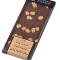 Vicens Milk Chocolate with Toasted Corn 100g