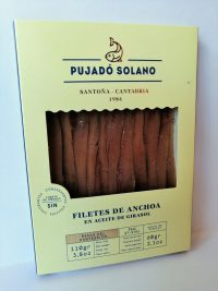 Cantabrian Salted Anchovies 110g
