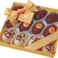 Chocolate Praline eggs