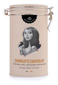 Generous Charlotte GF Chocolate Cookies
