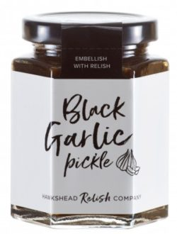 Black Garlic Pickle