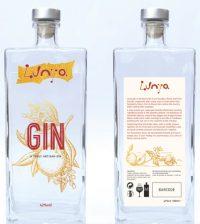 Lunya Gin Bottle