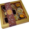 Premium Belgian Chocolate Selection 9u Gold Box