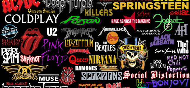 Rock-Bands